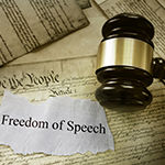 Speech is Speech and It's Protected